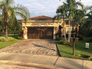 Casa Unifamiliar por un Venta en 12177 Aviles Circle 12177 Aviles Circle Palm Beach Gardens, Florida 33418 Estados Unidos