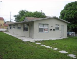 Single Family Home for Rent at 810 9th Street 810 9th Street West Palm Beach, Florida 33401 United States