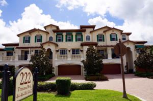 Townhouse for Sale at 222 Tresana Boulevard 222 Tresana Boulevard Jupiter, Florida 33478 United States