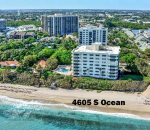 Eigentumswohnung für Verkauf beim 4605 S Ocean Boulevard 4605 S Ocean Boulevard Highland Beach, Florida 33487 Vereinigte Staaten