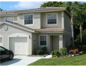 Townhouse for Rent at 16278 Sierra Palms Drive 16278 Sierra Palms Drive Delray Beach, Florida 33484 United States