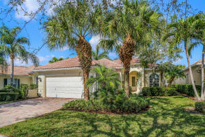 Single Family Home for Rent at 172 Euphrates Circle 172 Euphrates Circle Palm Beach Gardens, Florida 33410 United States