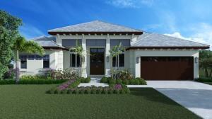 Maison unifamiliale pour l Vente à 109 Caballo Lane 109 Caballo Lane Jupiter, Florida 33458 États-Unis
