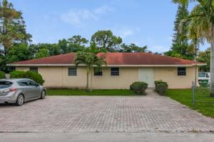 Single Family Home for Rent at 4308 Forest Lane 4308 Forest Lane Palm Springs, Florida 33406 United States