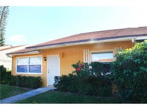 Single Family Home for Rent at FOREST GLEN, 4816 Orleans Court 4816 Orleans Court West Palm Beach, Florida 33406 United States