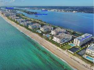 Condominium for Rent at LA RENAISSANCE - PALM BEACH, 3230 S Ocean Boulevard 3230 S Ocean Boulevard Palm Beach, Florida 33480 United States