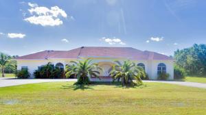 Casa para uma família para Venda às 14094 43rd Road 14094 43rd Road Loxahatchee Groves, Florida 33470 Estados Unidos