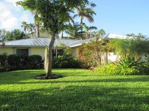Casa para uma família para Venda às 118 Park Lane 118 Park Lane Hypoluxo, Florida 33462 Estados Unidos