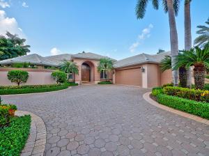 Casa Unifamiliar por un Venta en 25 Saint James Drive 25 Saint James Drive Palm Beach Gardens, Florida 33418 Estados Unidos