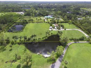 Maison unifamiliale pour l Vente à 3604 C Road 3604 C Road Loxahatchee Groves, Florida 33470 États-Unis