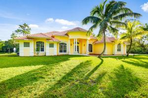 Single Family Home for Sale at 11208 161st Street 11208 161st Street Jupiter, Florida 33478 United States