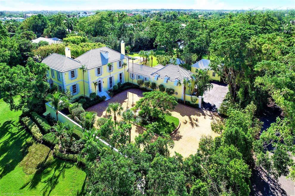 Home for sale in Hidden Harbour Gulf Stream Florida