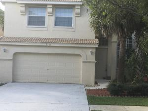 Single Family Home for Rent at 1587 Briar Oak Drive 1587 Briar Oak Drive Royal Palm Beach, Florida 33411 United States