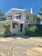 Single Family Home for Rent at 706 Avon Road 706 Avon Road West Palm Beach, Florida 33401 United States