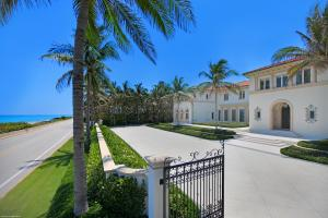 Property for sale at 1744 S Ocean Boulevard, Palm Beach,  Florida 33480
