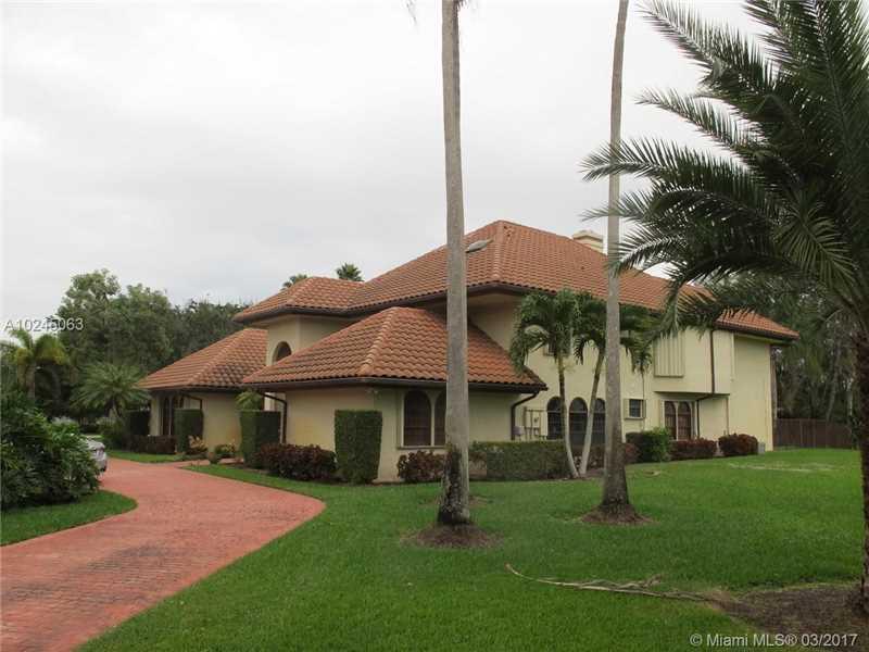 Home for sale in Laurel Oaks East Davie Florida