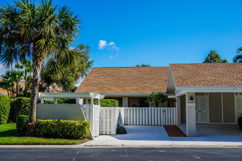 17220 Randall Terrace, Jupiter, Florida 33477, 3 Bedrooms Bedrooms, ,2 BathroomsBathrooms,A,Villa,Randall,RX-10385441