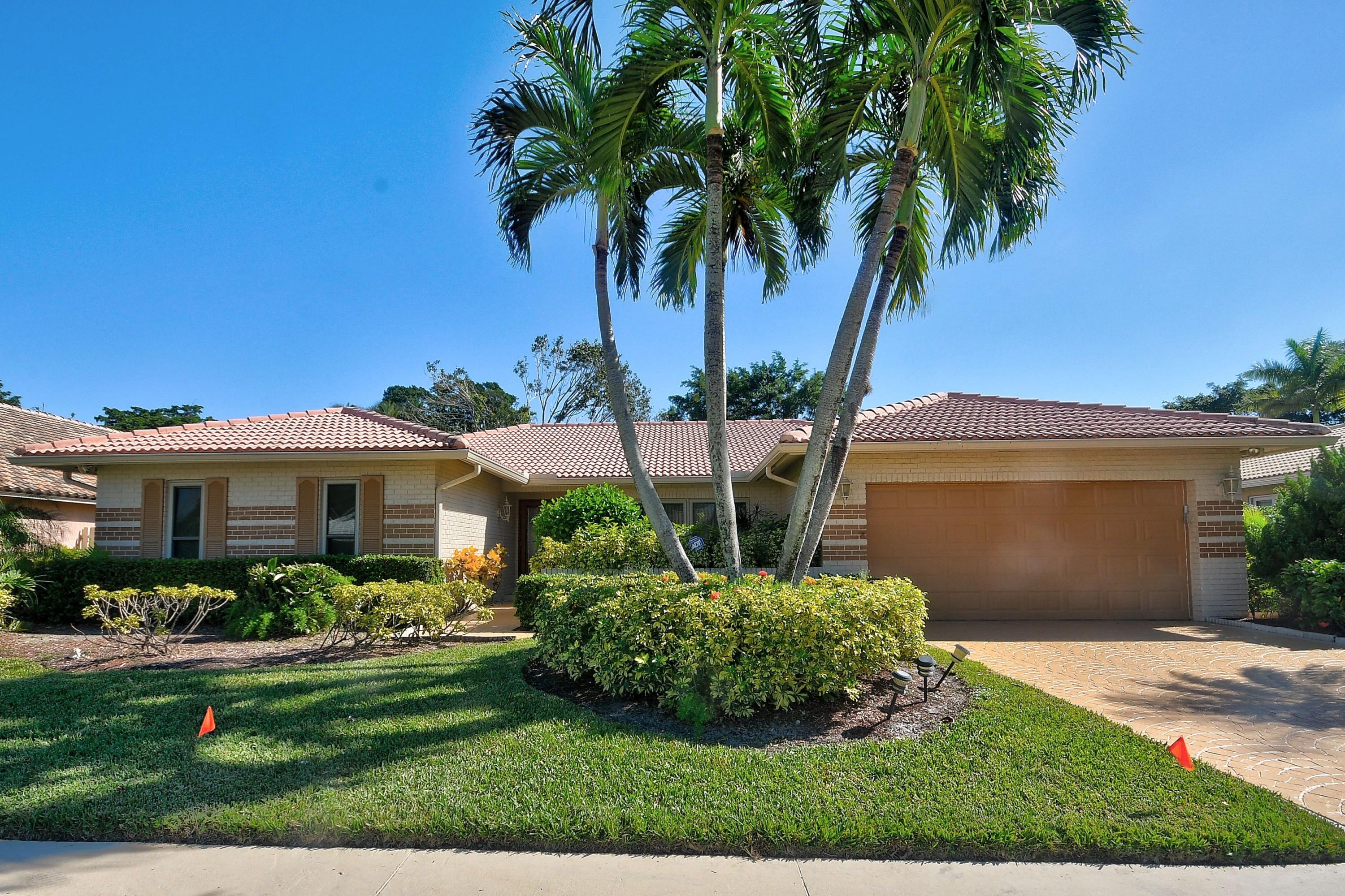 Home for sale in Boca Greens Boca Raton Florida