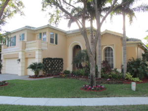 Single Family Home for Sale at 16371 Via Fontana 16371 Via Fontana Delray Beach, Florida 33484 United States