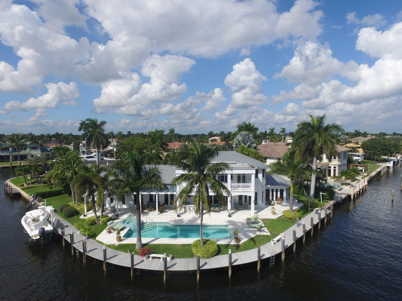 Home for sale in Boca Harbour Island Boca Raton Florida