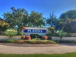 Platina-lucente