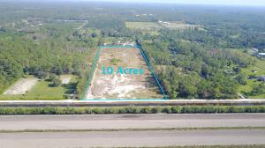 Land for Sale at 1140 A Road 1140 A Road Loxahatchee, Florida 33470 United States