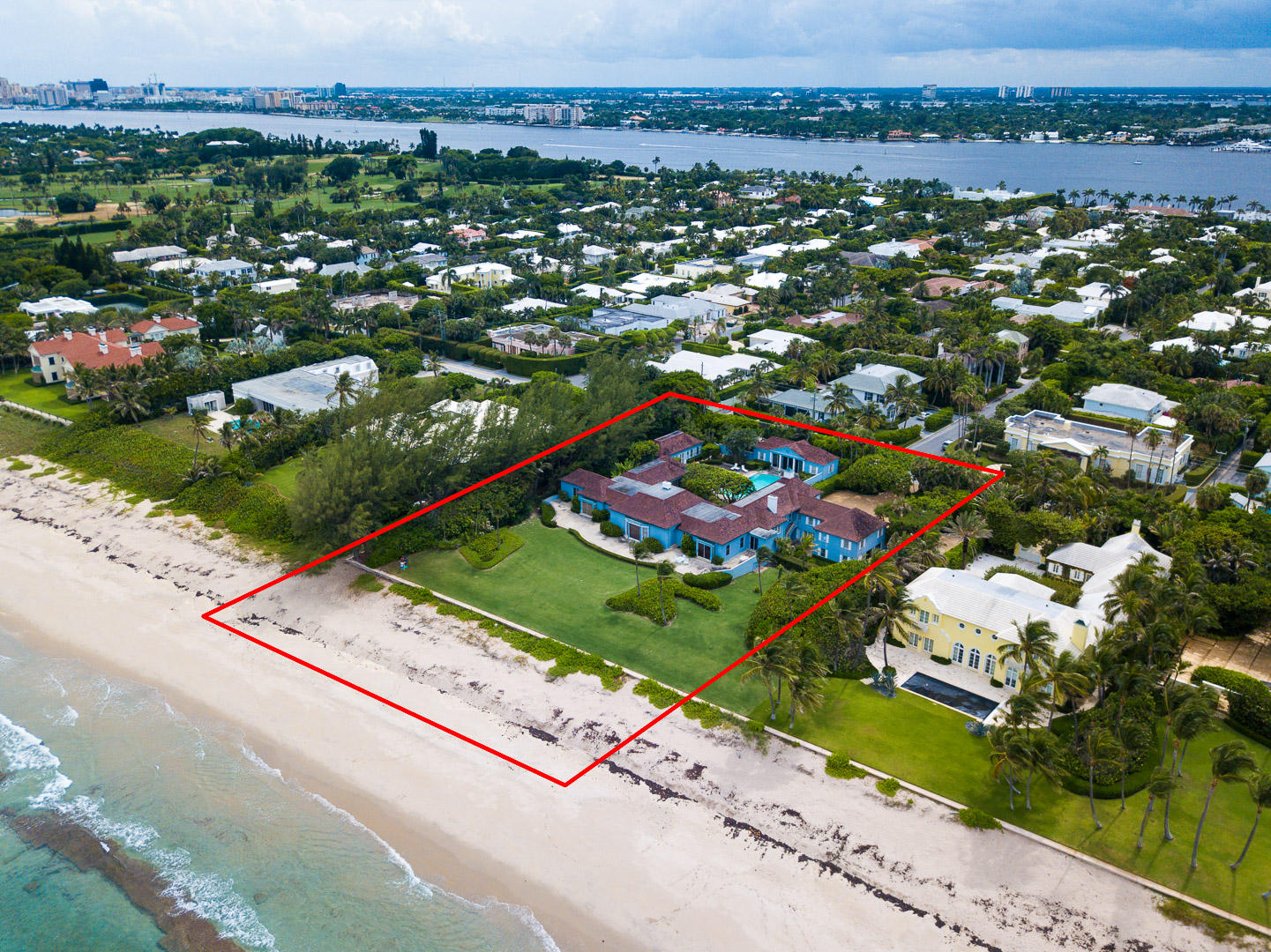 New Home for sale at 980 Ocean Boulevard in Palm Beach