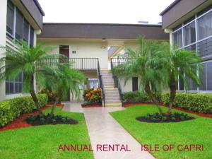 Condominio por un Alquiler en KINGS POINT, 82 Capri B 82 Capri B Delray Beach, Florida 33484 Estados Unidos