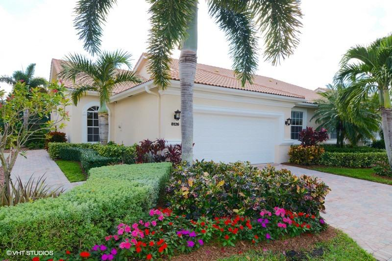 Home for sale in Sandpiper Cove-ibis West Palm Beach Florida