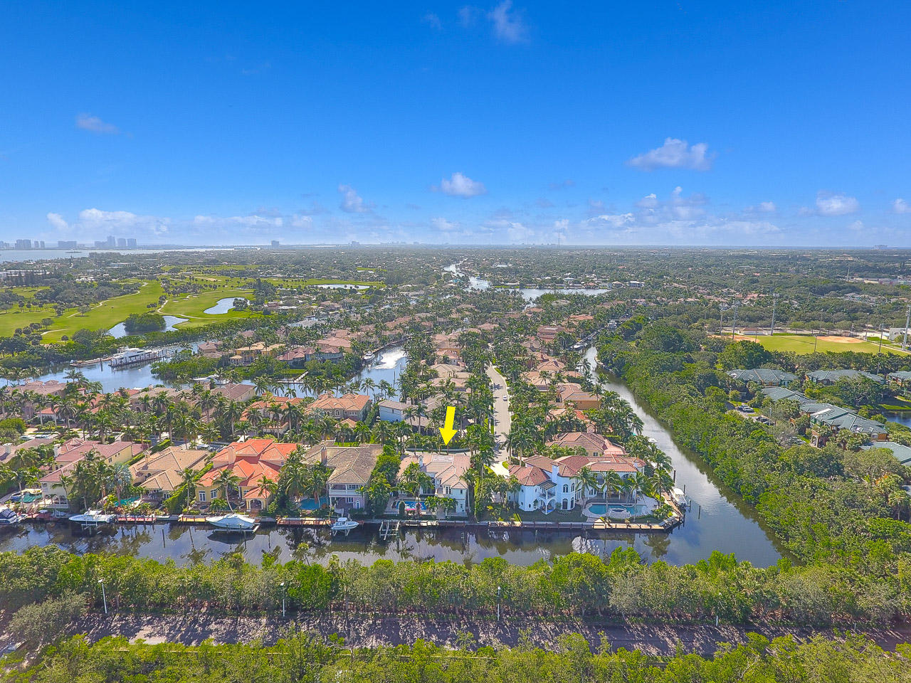 New Home for sale at 829 Harbour Isles Place in North Palm Beach