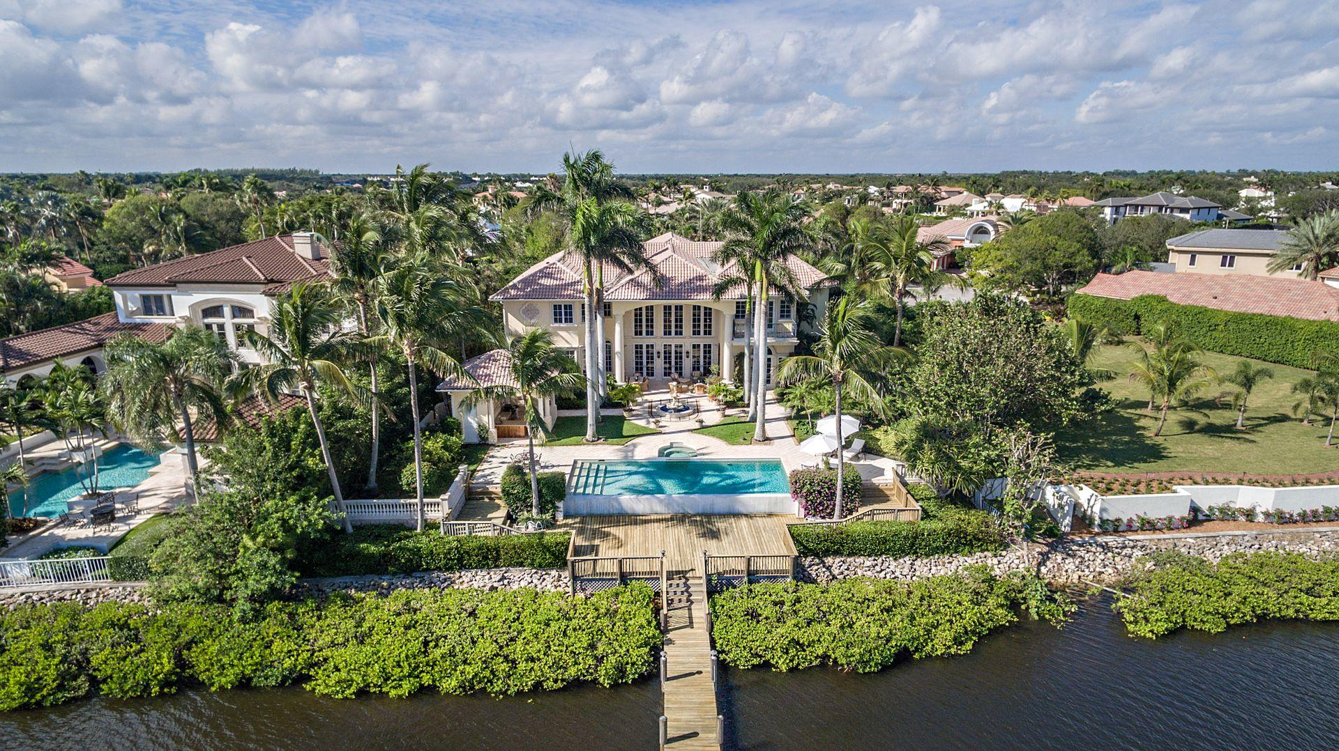 New Home for sale at 389 Eagle Drive in Jupiter