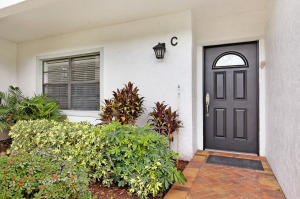 Property for sale at 24 Stratford Drive Unit: C, Boynton Beach,  FL 33436