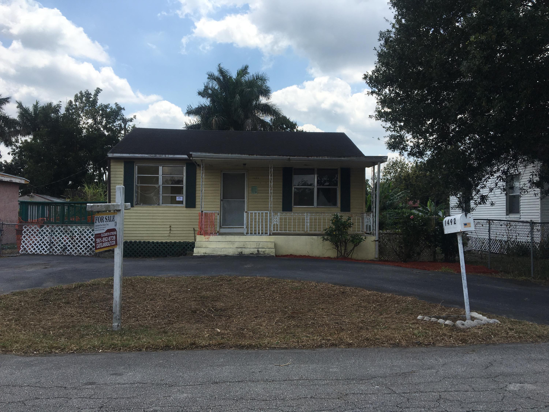 Home for sale in SYLDA HEIGHTS BELLE GLADE Belle Glade Florida