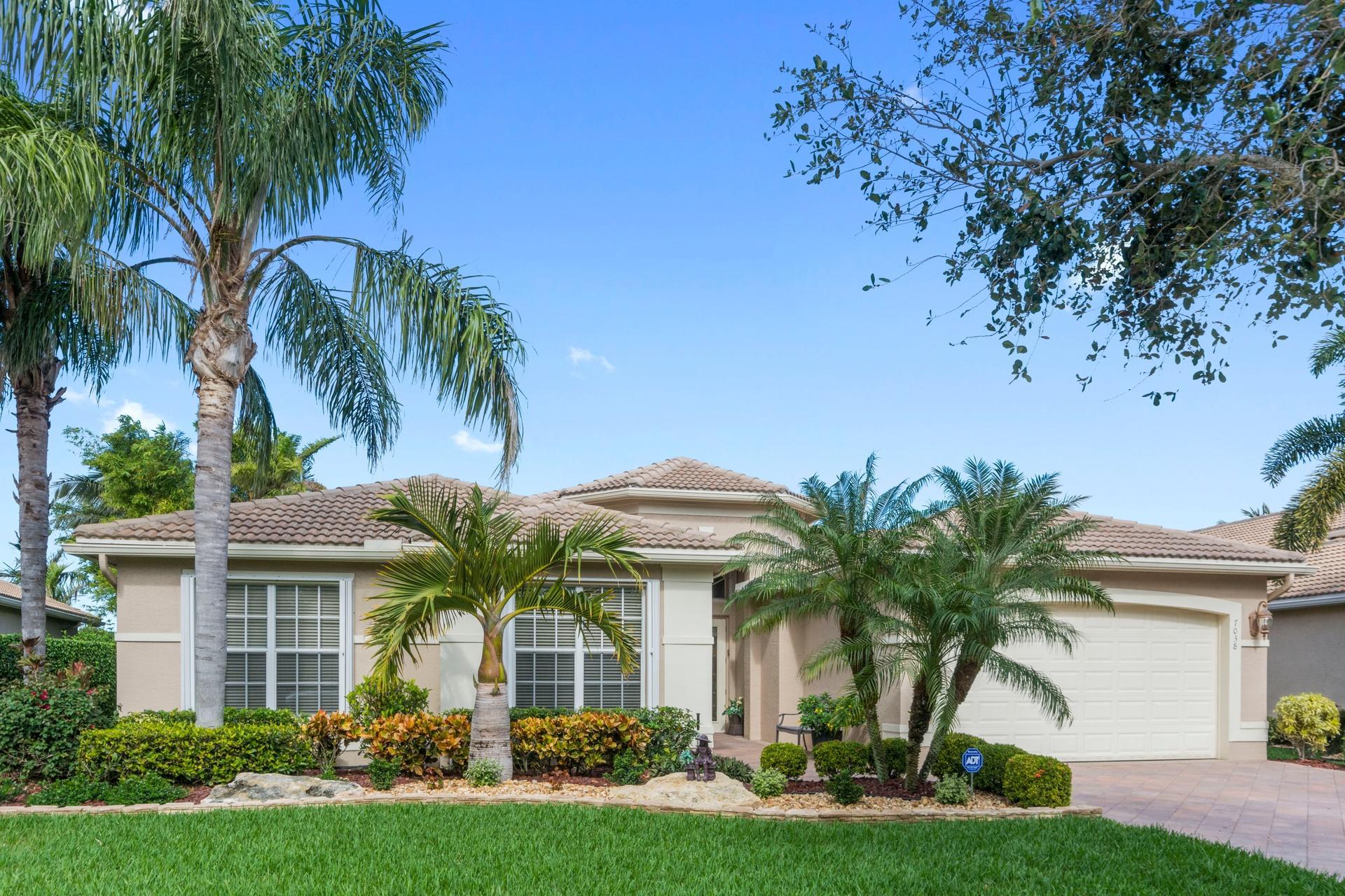 7038 Great Falls Circle Boynton Beach, FL 33437