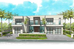Property for sale at 320 S Maya Palm Drive, Boca Raton,  Florida 33432
