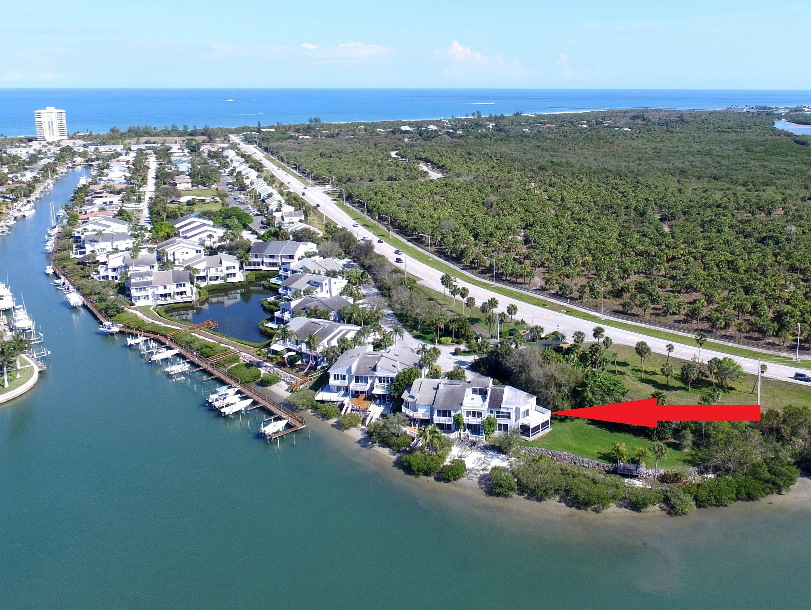 2402 Harbour Cove Hutchinson Island 34949