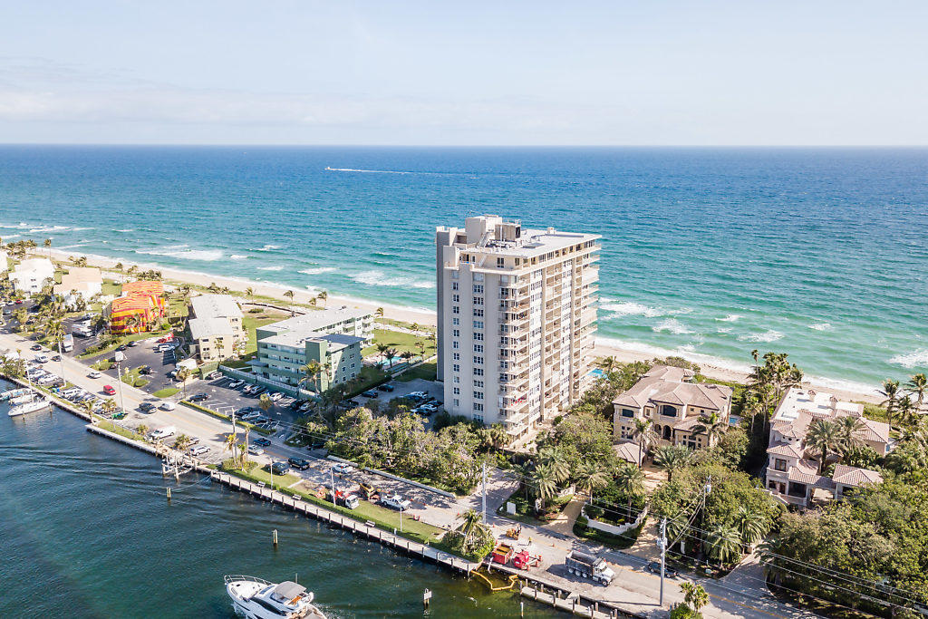 Home for sale in LANDMARK AT HILLSBORO CONDO Hillsboro Beach Florida