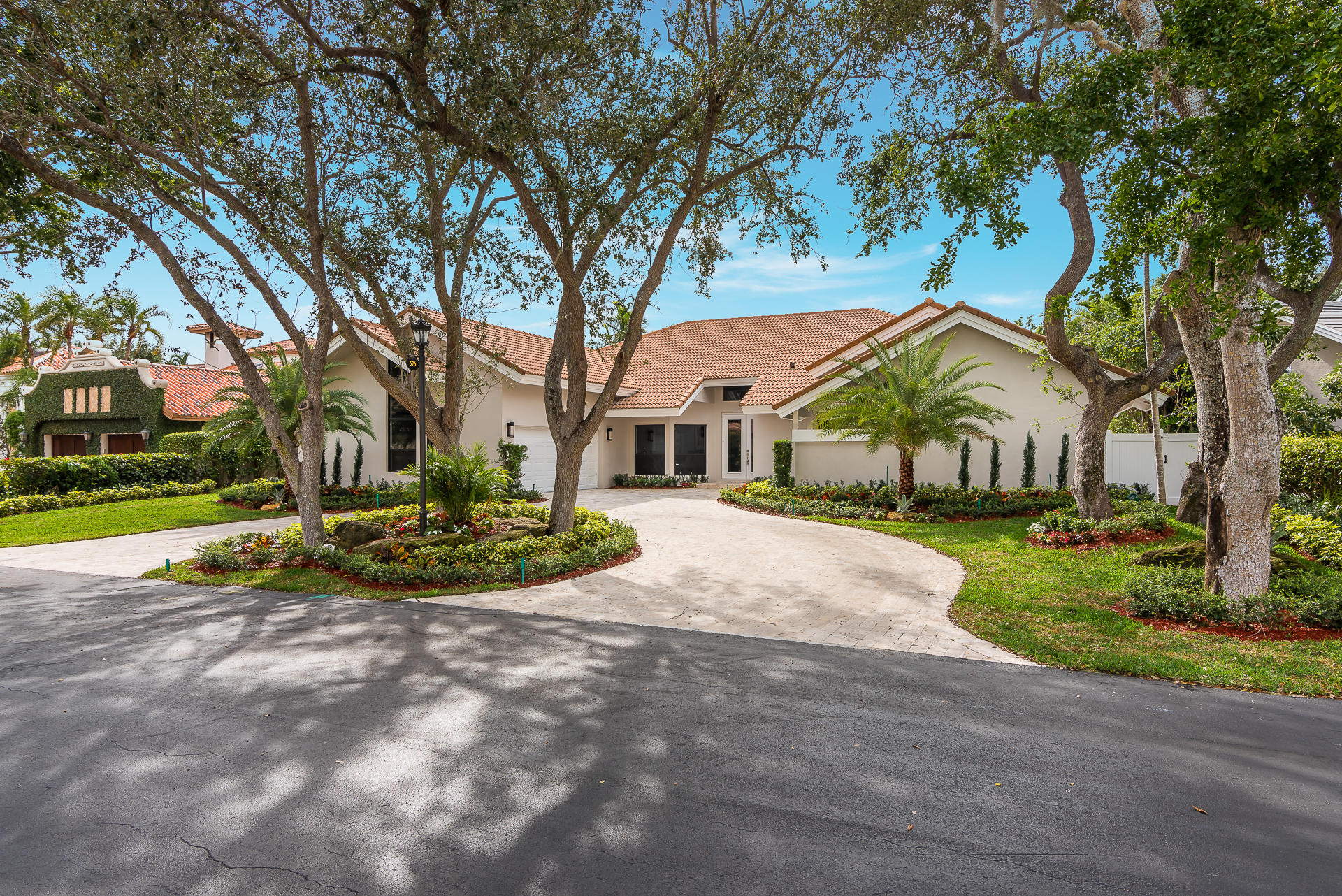 Home for sale in The Sanctuary Boca Raton Florida