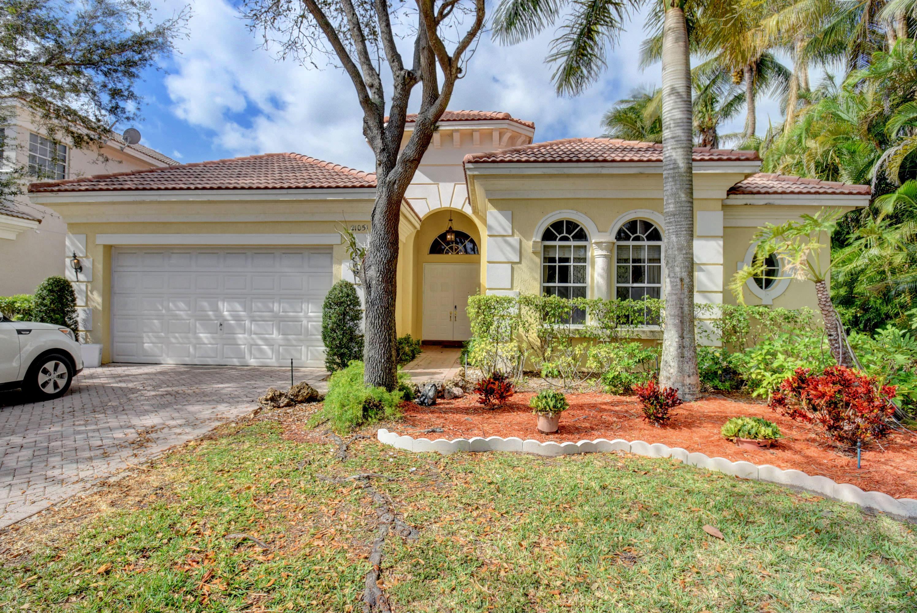 21051 Bella Vista Circle Boca Raton, FL 33428 RX-10397627