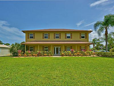 Home for sale in This 1.5 Acre Gem Is It\'s Own Gated Private Devel. Delray Beach Florida