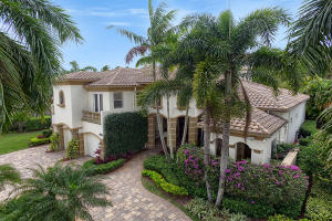 Single Family Home for Sale at 111 Remo Place 111 Remo Place Palm Beach Gardens, Florida 33418 United States