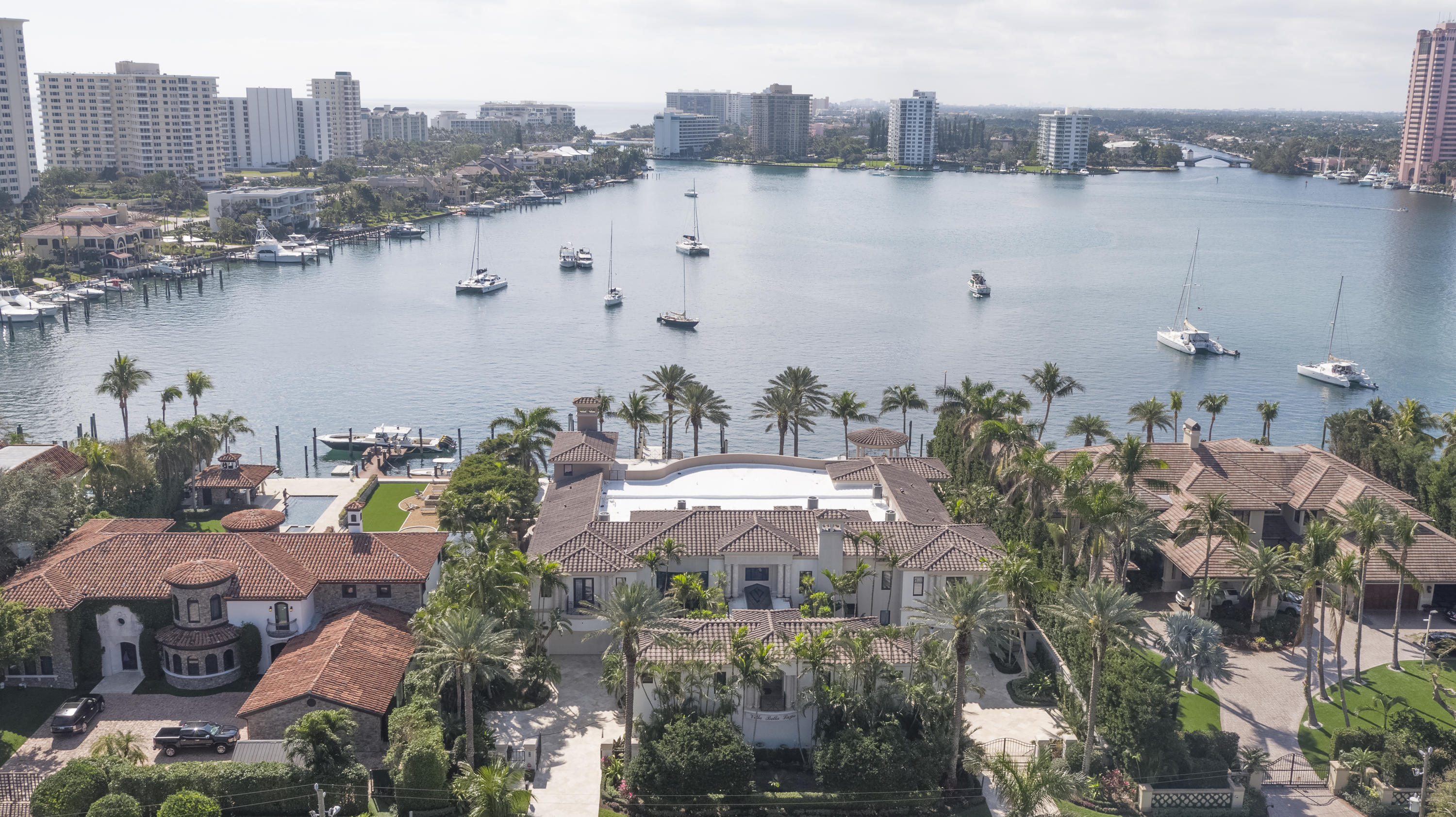 Home for sale in Por La Mar Boca Raton Florida