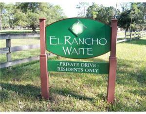 El Rancho Waite