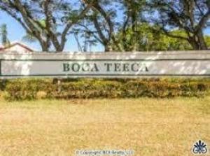 Boca Teeca Condo 4 Lts 2 & 3 Blk 3 & Lts