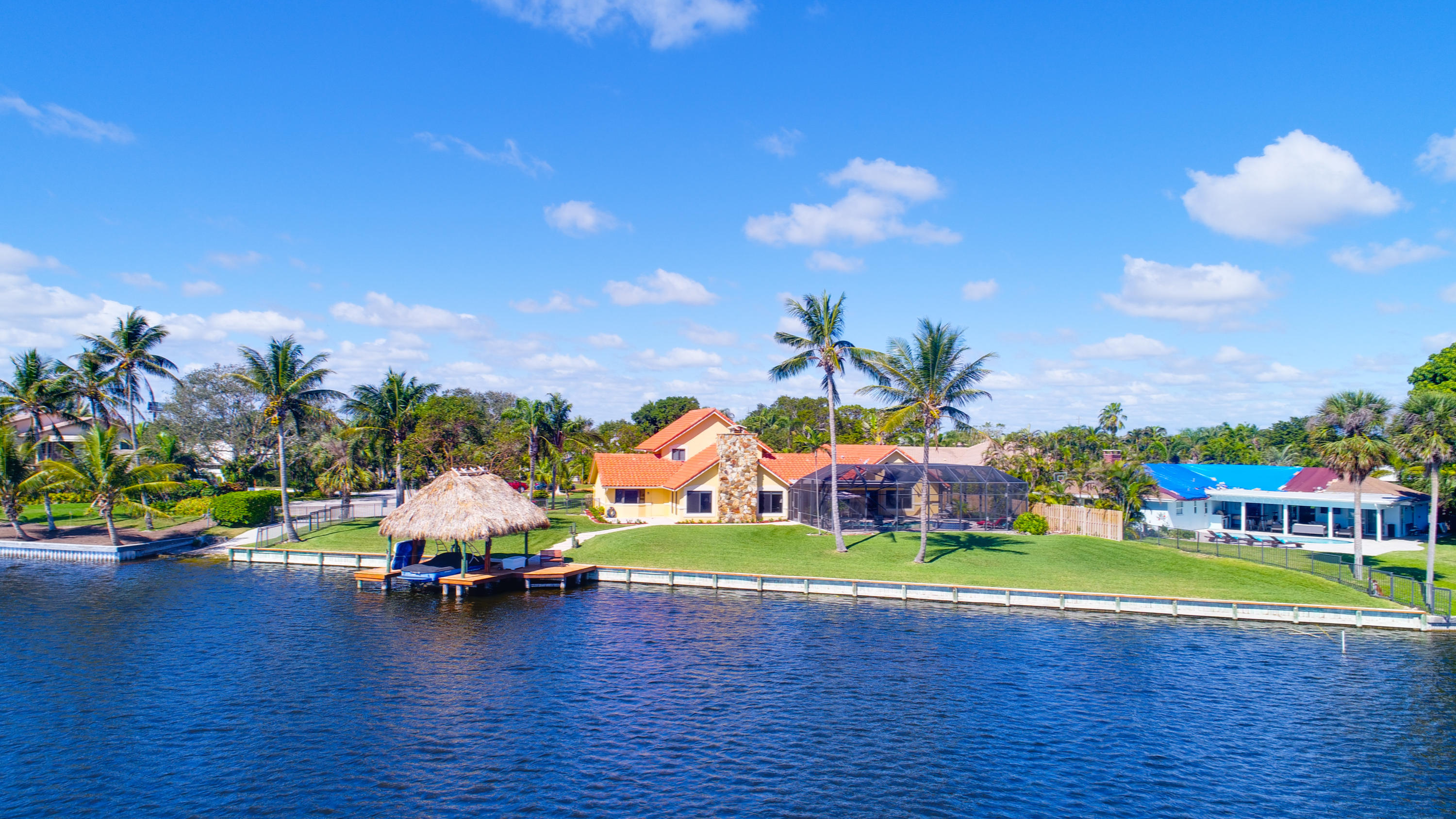 907 SW 38th Court, Boynton Beach, Florida 4 Bedroom as one of Homes & Land Real Estate