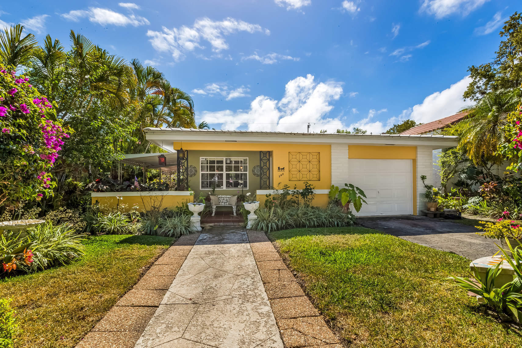 Home for sale in Coconut Grove Coral Gables Florida