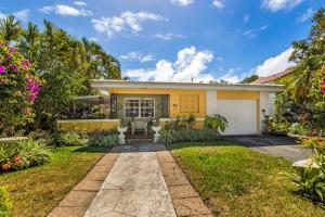Eensgezinswoning voor Verkoop een t 240 Fluvia Avenue Coral Gables, Florida 33134 Verenigde Staten