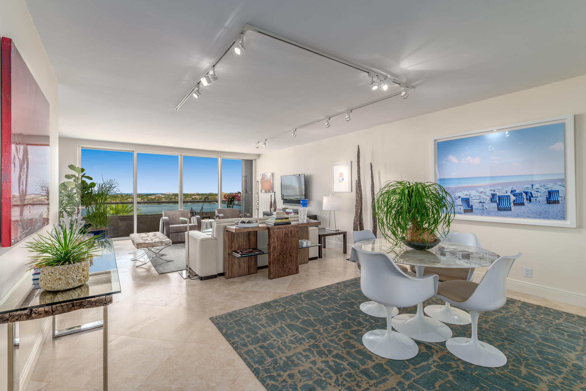 Home for sale in TRUMP PLAZA OF THE PALM BEACHES COND West Palm Beach Florida