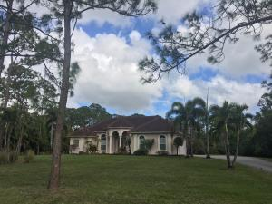 Single Family Home for Sale at 16802 130th Avenue 16802 130th Avenue Jupiter, Florida 33478 United States