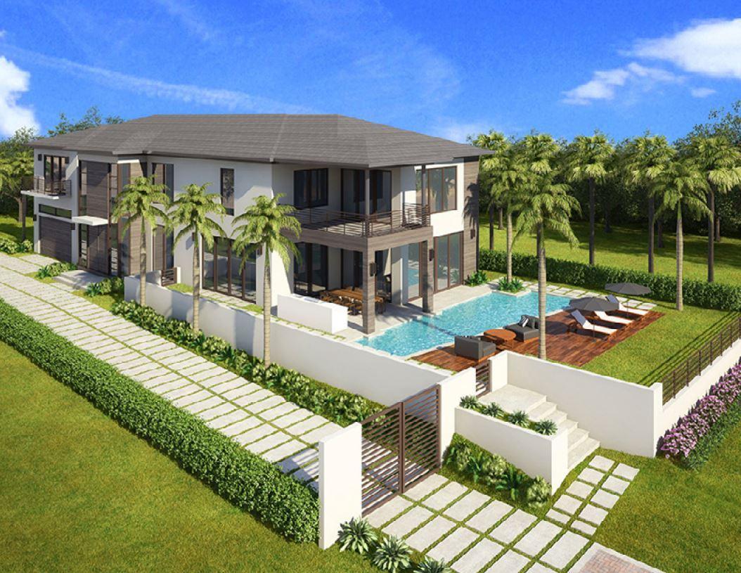 322 N Ocean Boulevard  Delray Beach, FL 33483